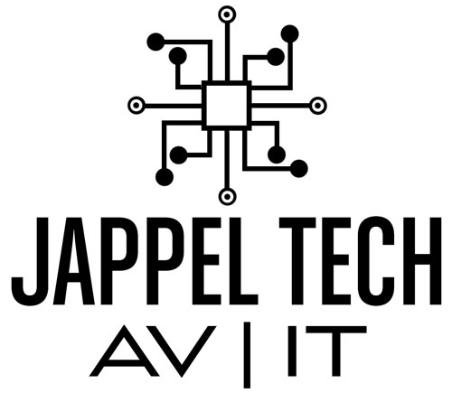 Jappel Tech – Tech Support, Apple Certified, Managed Services, URC Total Control Logo